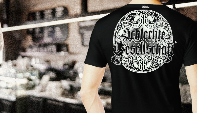 T-Shirt Banderole